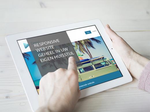 Uw website laten vervangen door Telemos? Telemos bouwt responsive websites met een uniek webdesign. Vraag nu gratis een voorbeeld website aan bij Telemos.